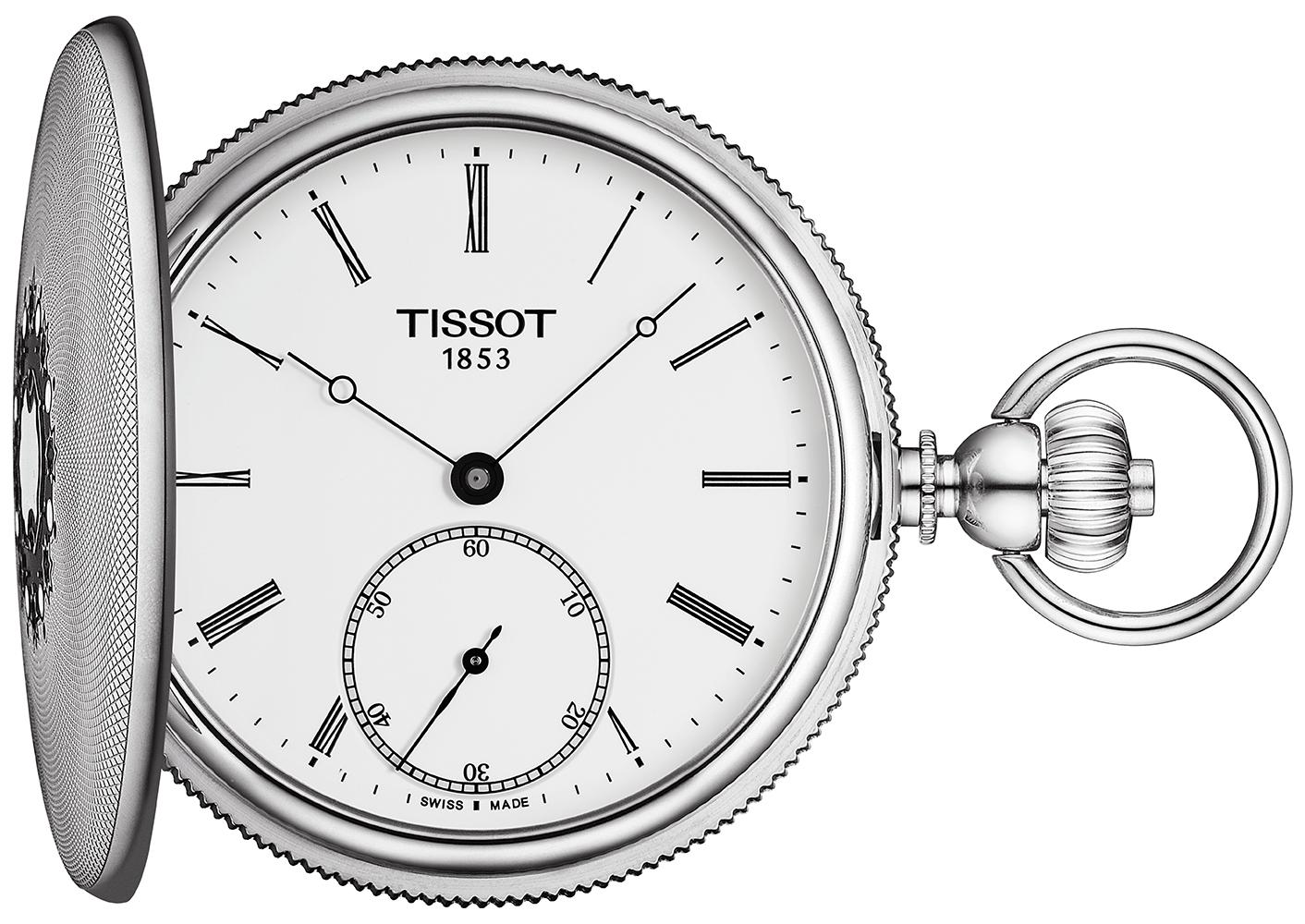 Tissot T867.405.19.013.00 - zegarek męski
