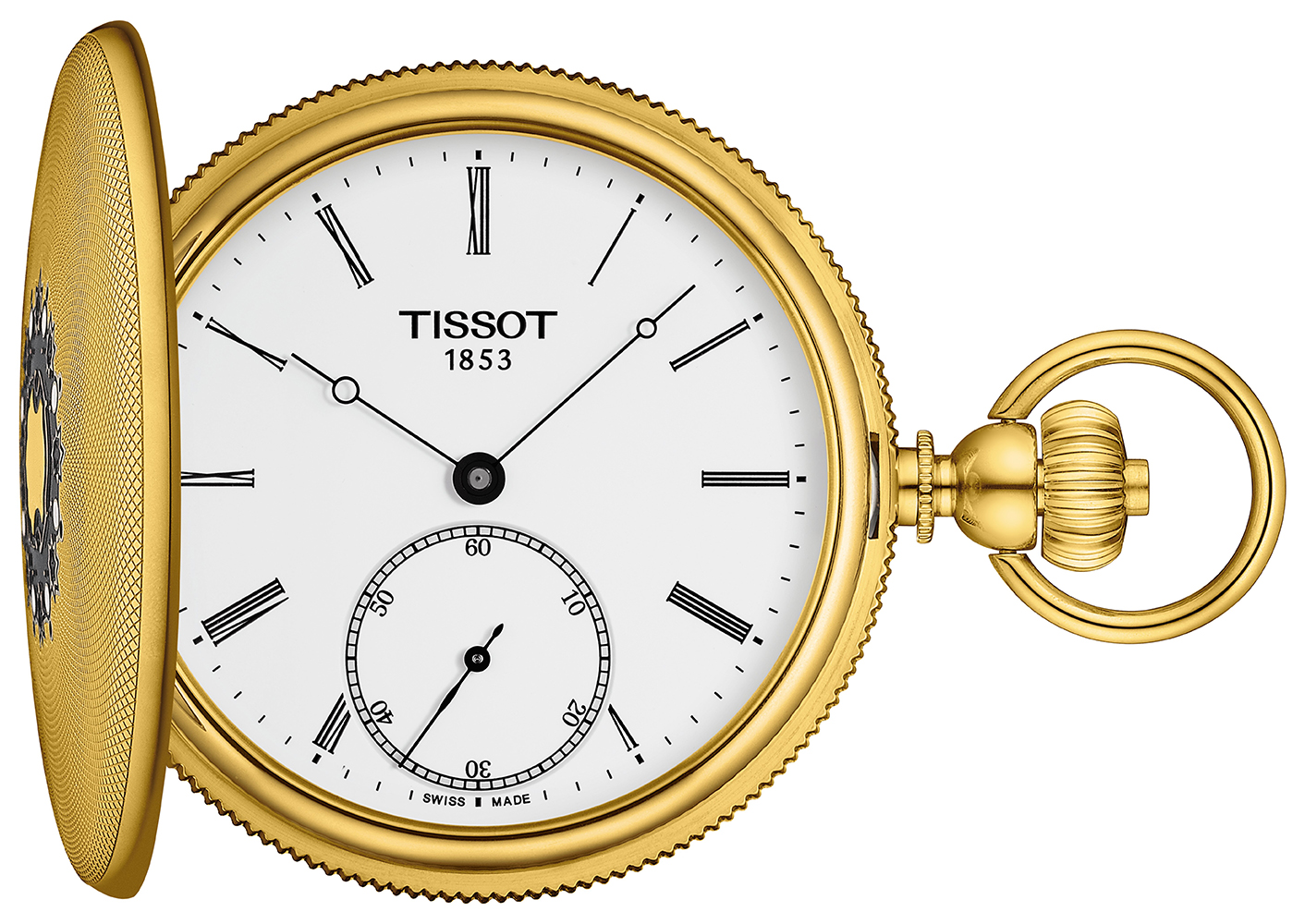 Tissot T867.405.39.013.00 - zegarek męski