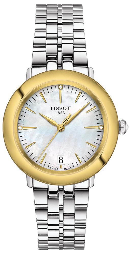 Tissot T929.210.41.116.01 - zegarek damski