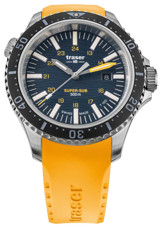 Traser TS-109371 v1 - zegarek męski