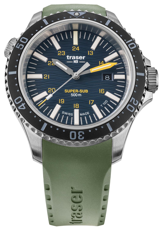 Traser TS-109371 v2 - zegarek męski