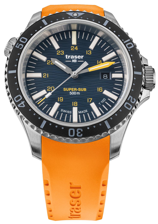 Traser TS-109371 v3 - zegarek męski