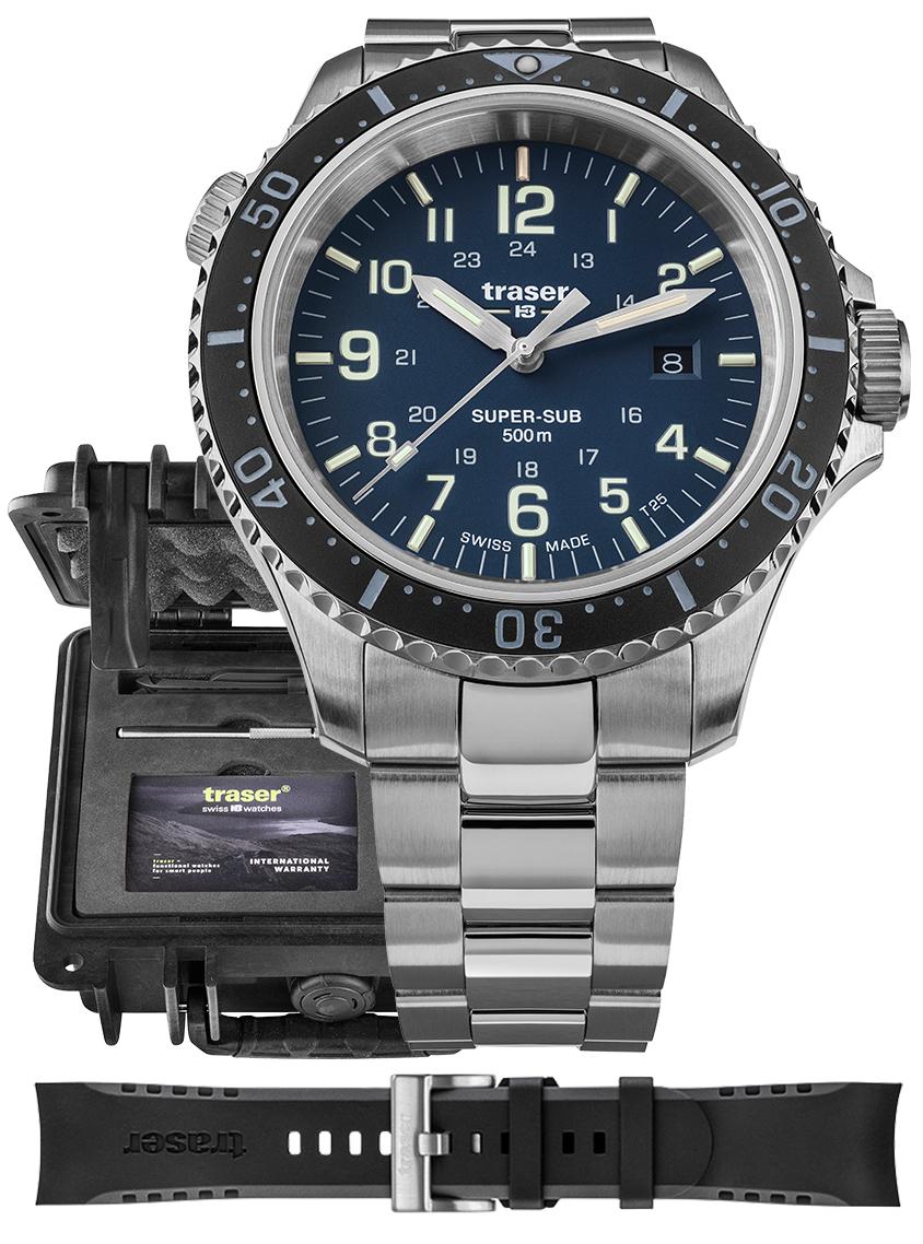 Traser TS-109373 - zegarek męski