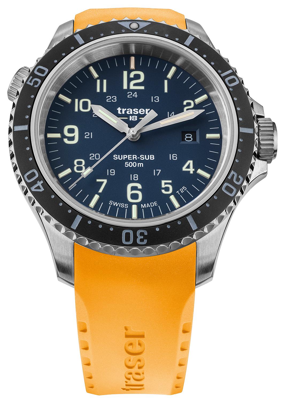 Traser TS-109374 v1 - zegarek męski
