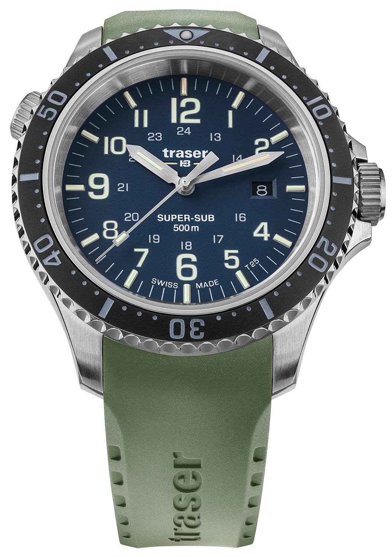 Traser TS-109374 v2 - zegarek męski