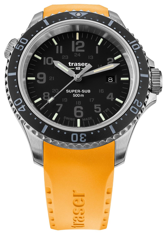 Traser TS-109377 v1 - zegarek męski