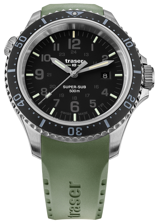 Traser TS-109377 v2 - zegarek męski