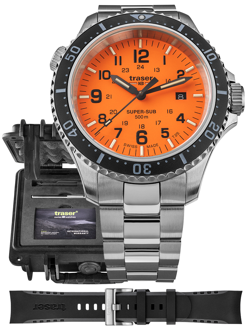 Traser TS-109379 - zegarek męski