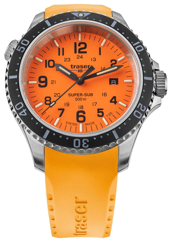 Traser TS-109380 v1 - zegarek męski