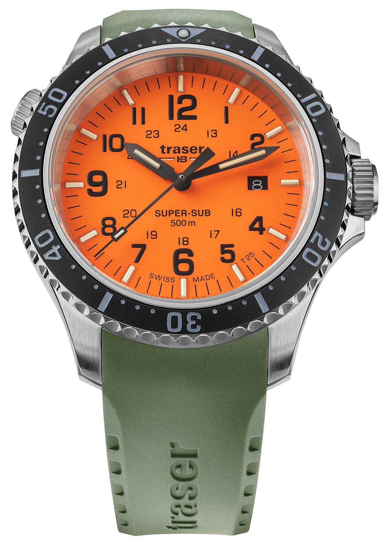 Traser TS-109380 v2 - zegarek męski