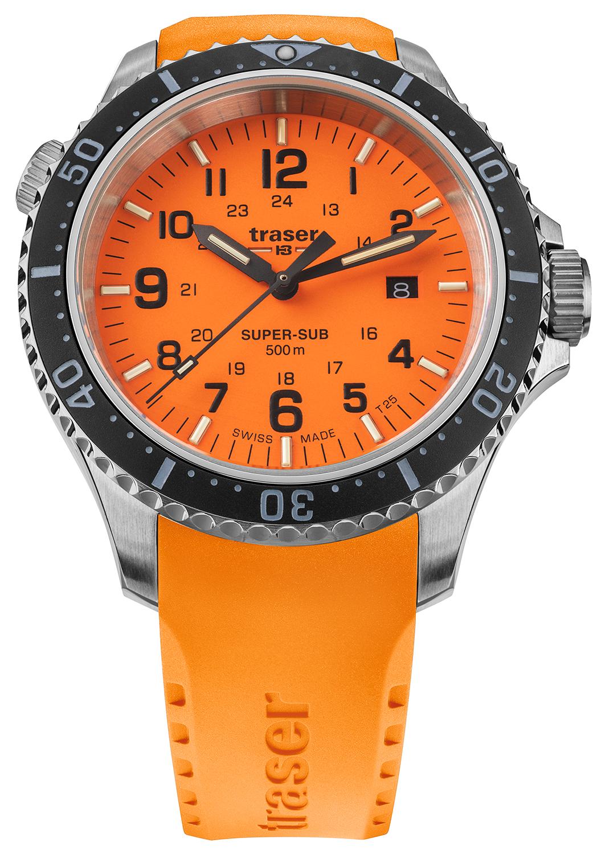 Traser TS-109380 v3 - zegarek męski