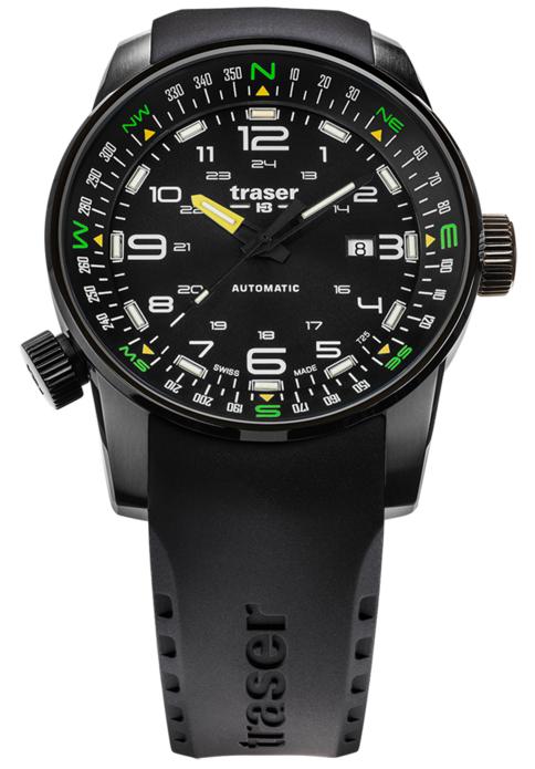 Traser TS-109741 - zegarek męski