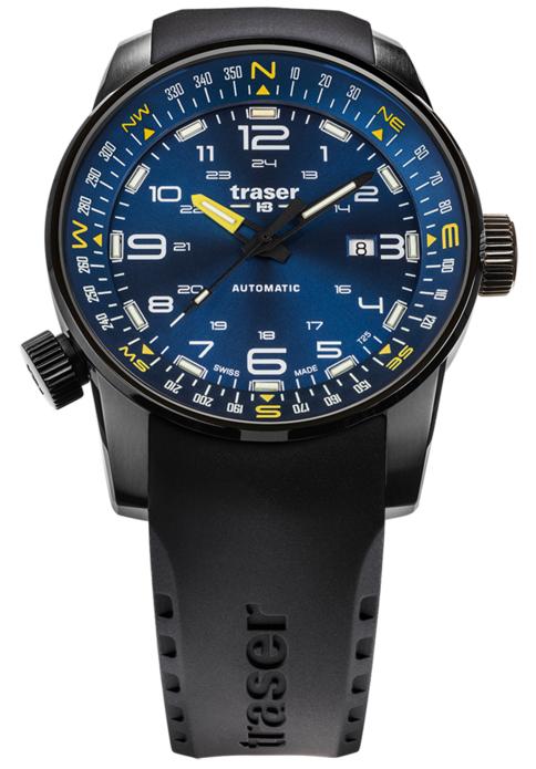 Traser TS-109742 - zegarek męski