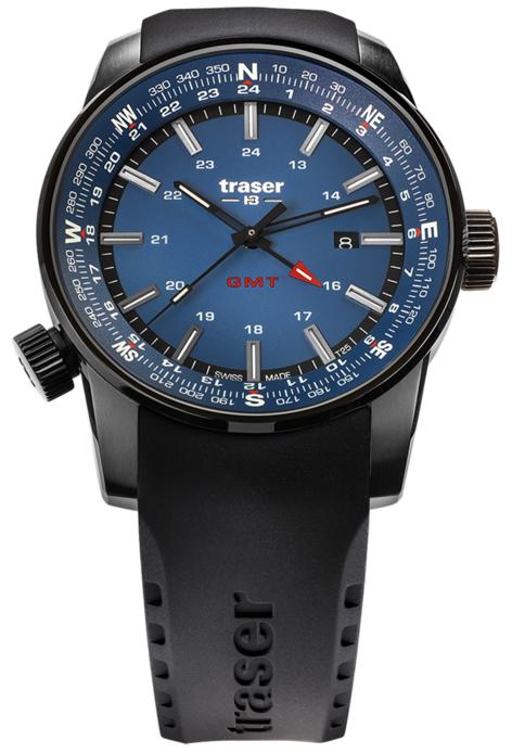 Traser TS-109743 - zegarek męski