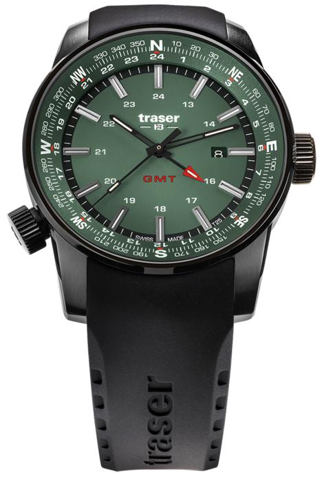 Traser TS-109744 - zegarek męski