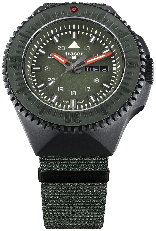 Traser TS-109858 - zegarek męski
