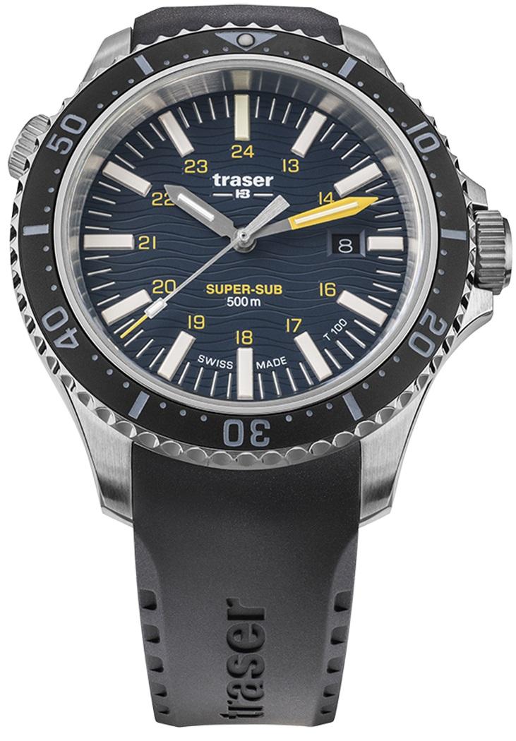 Traser TS-109371 - zegarek męski