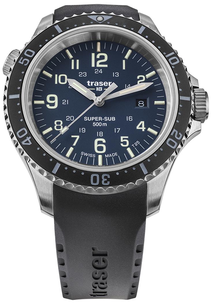Traser TS-109374 - zegarek męski