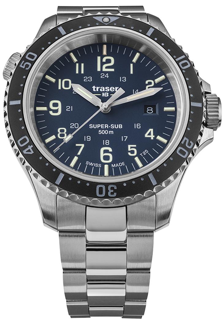 Traser TS-109375 - zegarek męski
