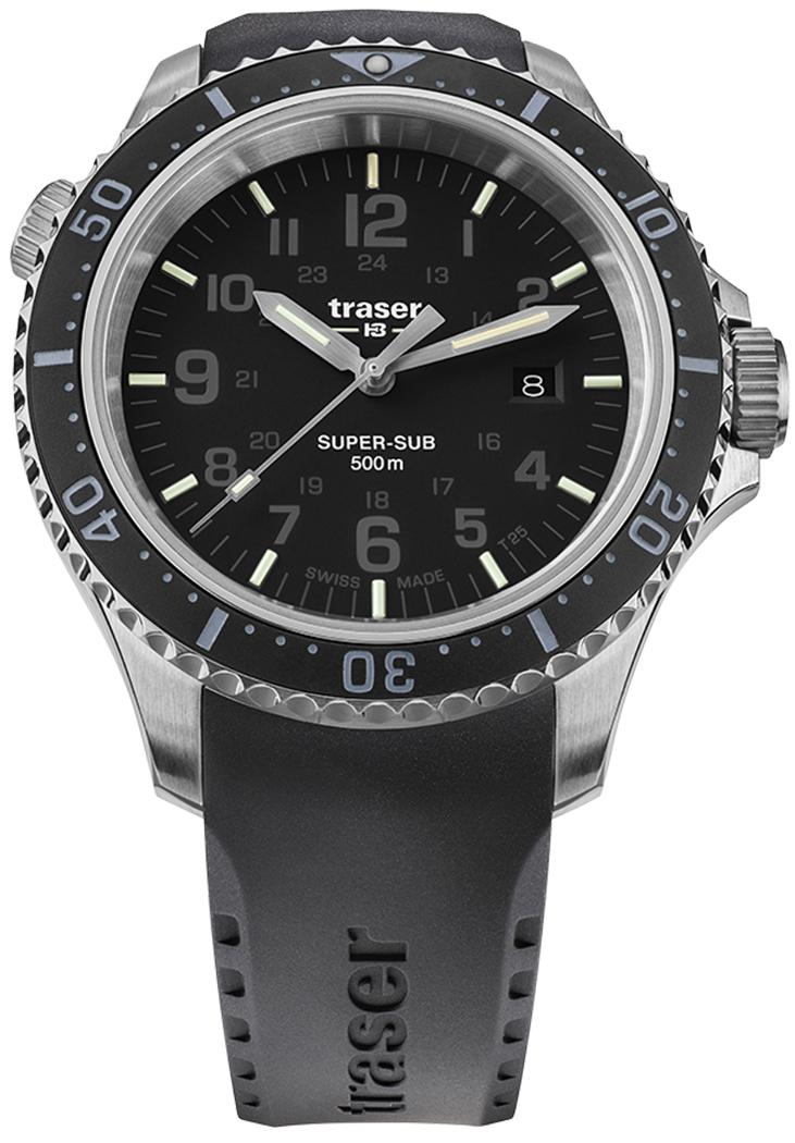 Traser TS-109377 - zegarek męski