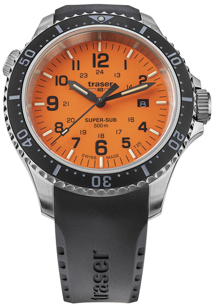 Traser TS-109380 - zegarek męski