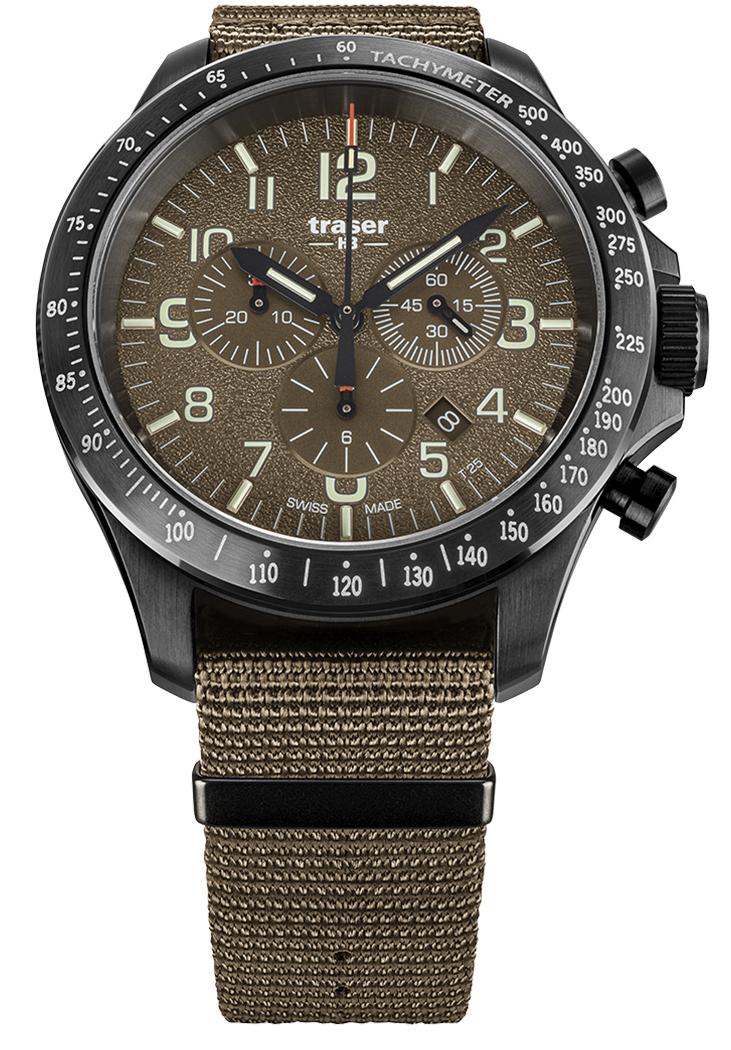 Traser TS-109459 - zegarek męski