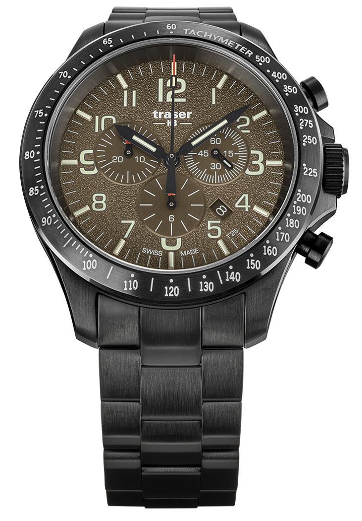 Traser TS-109460 - zegarek męski