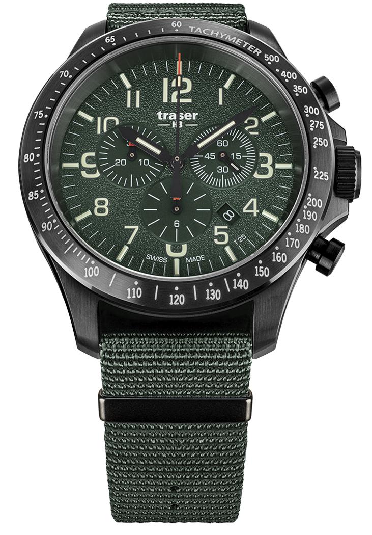 Traser TS-109463 - zegarek męski