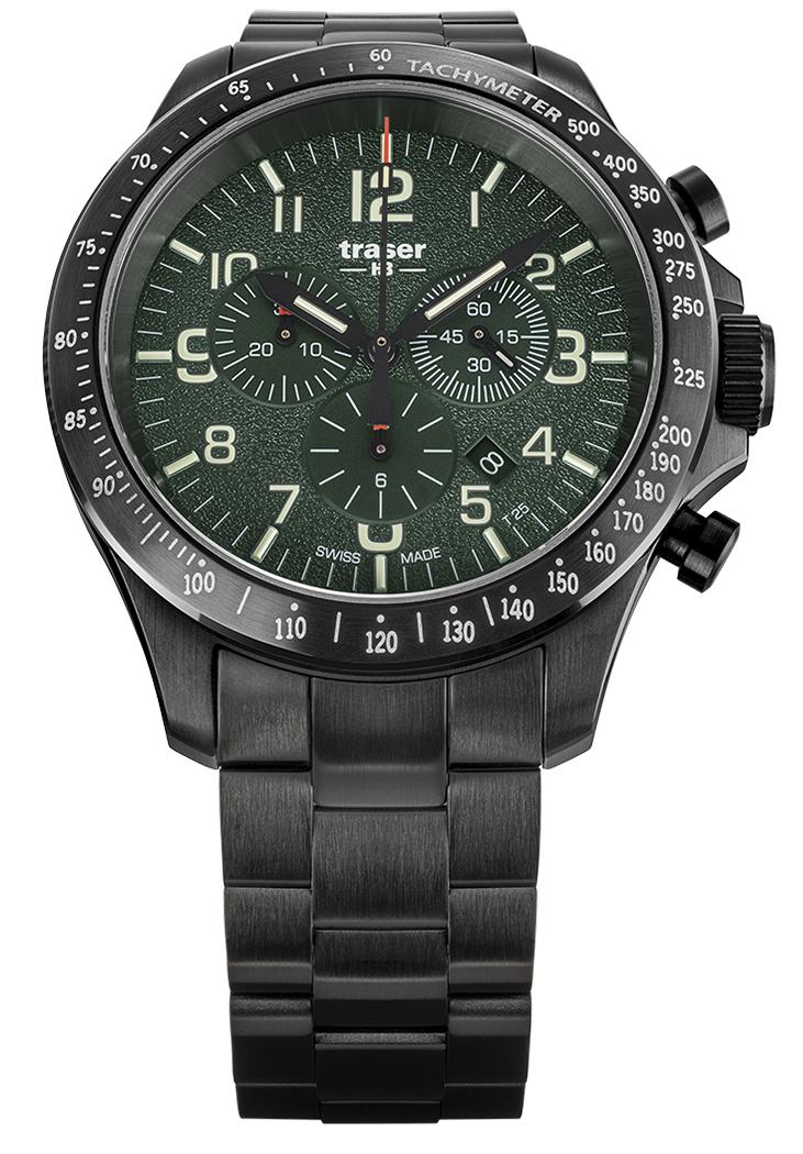 Traser TS-109464 - zegarek męski