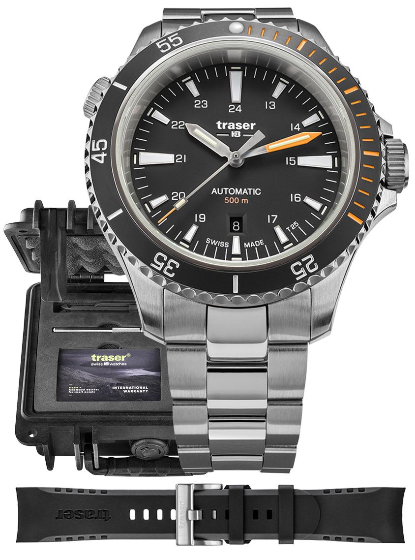 Traser TS-110321 - zegarek męski