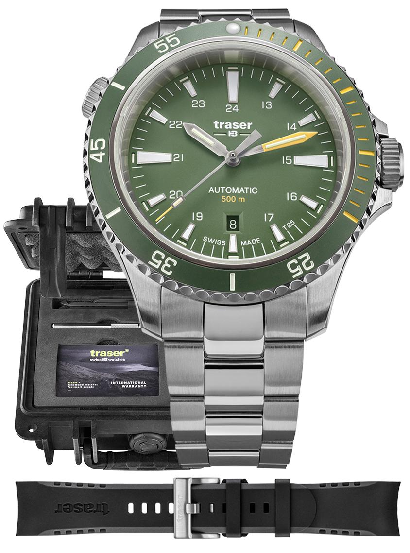 Traser TS-110325 - zegarek męski