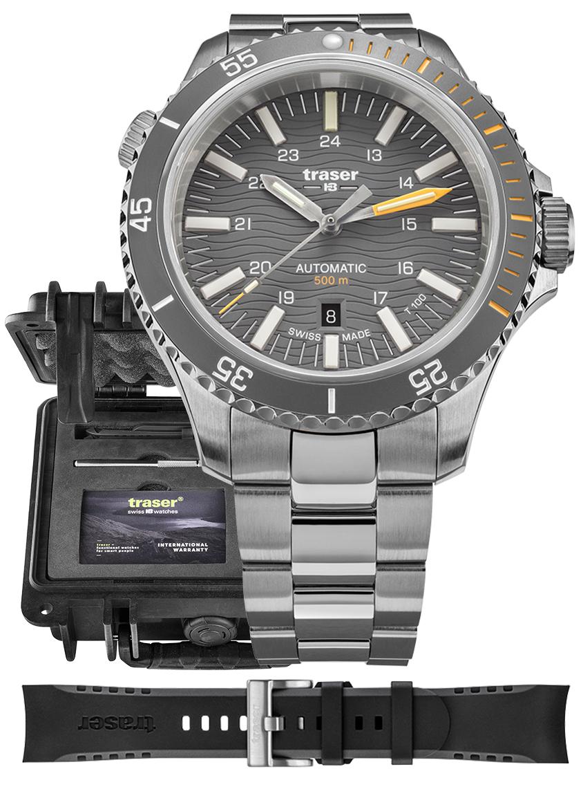 Traser TS-110329 - zegarek męski