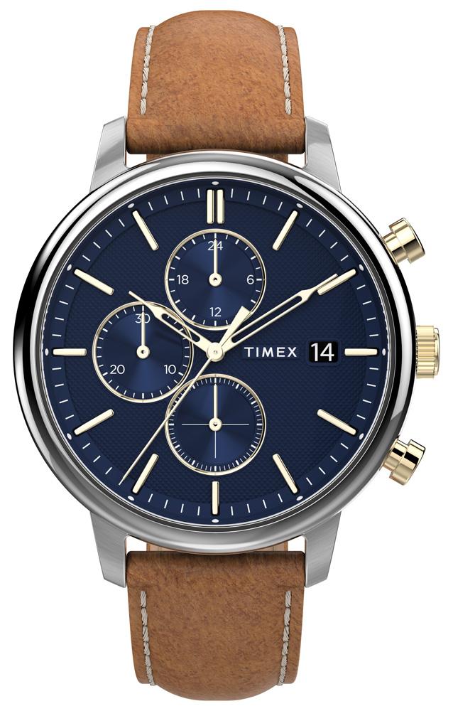 Timex TW2U39000 - zegarek męski