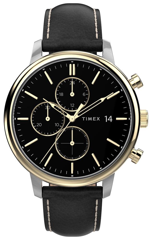 Timex TW2U39100 - zegarek męski