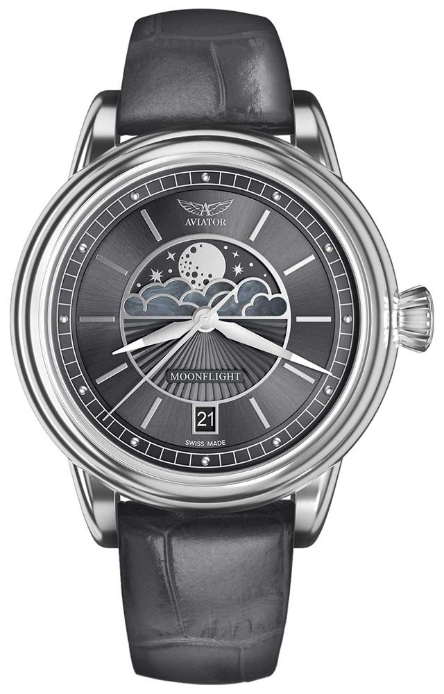 Aviator V.1.33.0.254.4 - zegarek damski