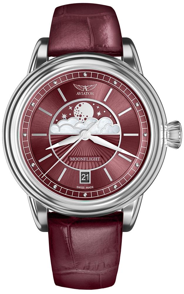 Aviator V.1.33.0.264.4 - zegarek damski