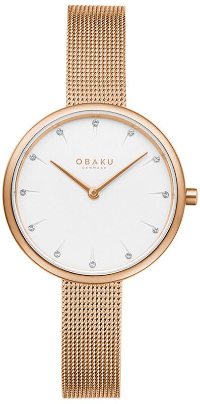 Obaku Denmark V233LXVIMV - zegarek damski