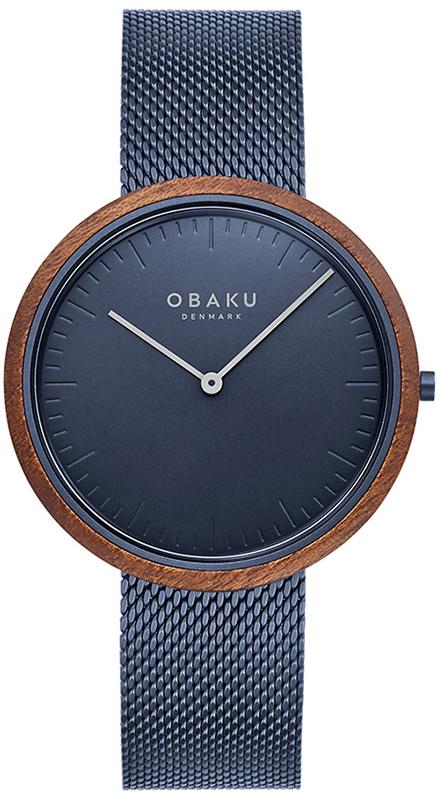 Obaku Denmark V245GXLLML - zegarek męski