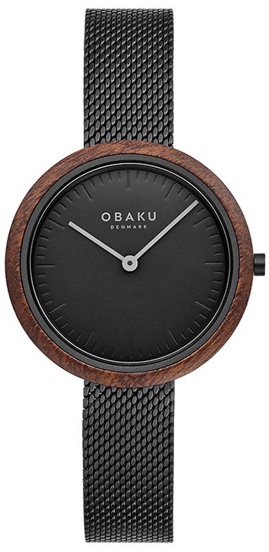 Obaku Denmark V245LXBBMB - zegarek damski