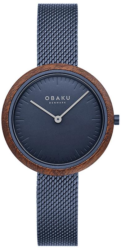 Obaku Denmark V245LXLLML - zegarek damski