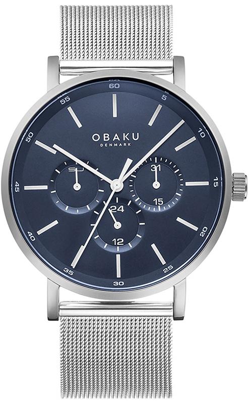Obaku Denmark V246GMCLMC - zegarek męski