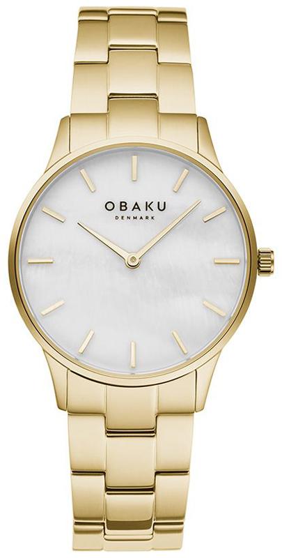 Obaku Denmark V247LXGWSG - zegarek damski