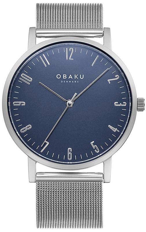 Obaku Denmark V248GXCLMC - zegarek męski