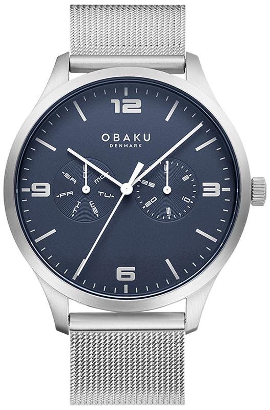 Obaku Denmark V249GMCLMC - zegarek męski