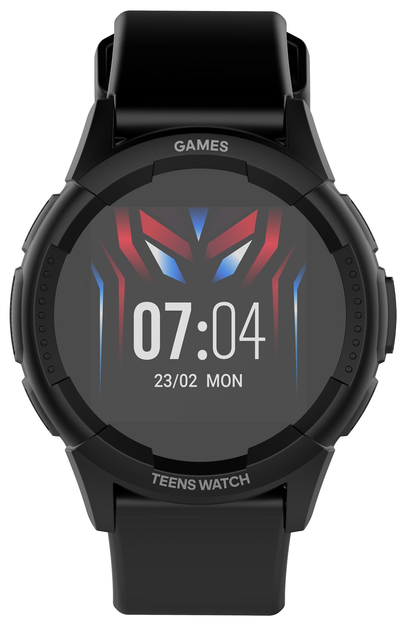 Vector Smart VCTR-00-02BK - zegarek dla chłopca