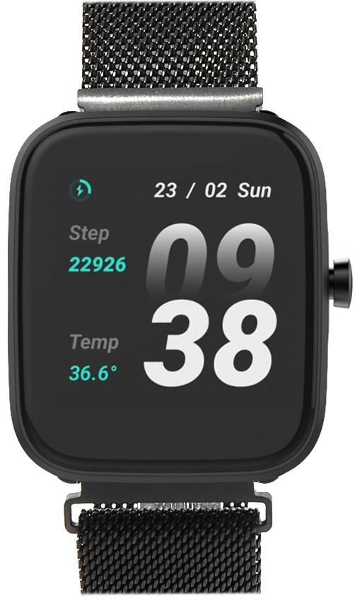 Vector Smart VCTR-31-01BK-03BK1 - zegarek unisex