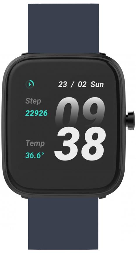 Vector Smart VCTR-31-01BK-S1NB - zegarek unisex