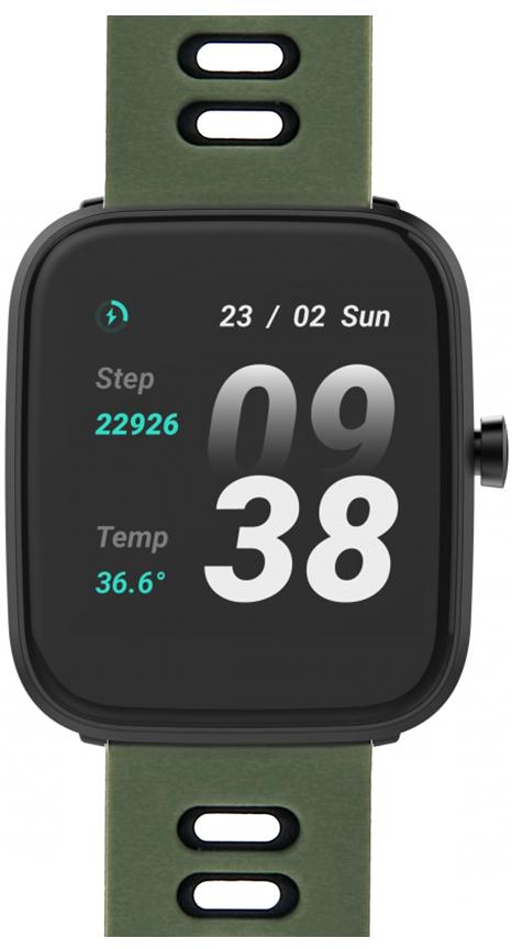 Vector Smart VCTR-31-01BK-S4AG - zegarek unisex