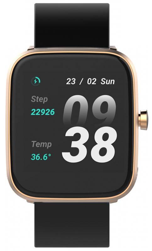 Vector Smart VCTR-31-01RG-01BK - zegarek unisex