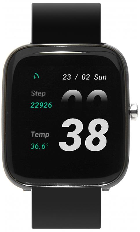Vector Smart VCTR-33-03BK-01BK - zegarek unisex